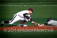 Feb. 21, 2014-Loggers vs Oregon Tech