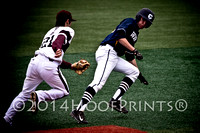 Feb. 22, 2014-Loggers vs Corban